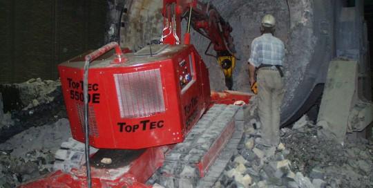 Titelbild Produkte TopTec 5500 Stahlpfanne RIVA